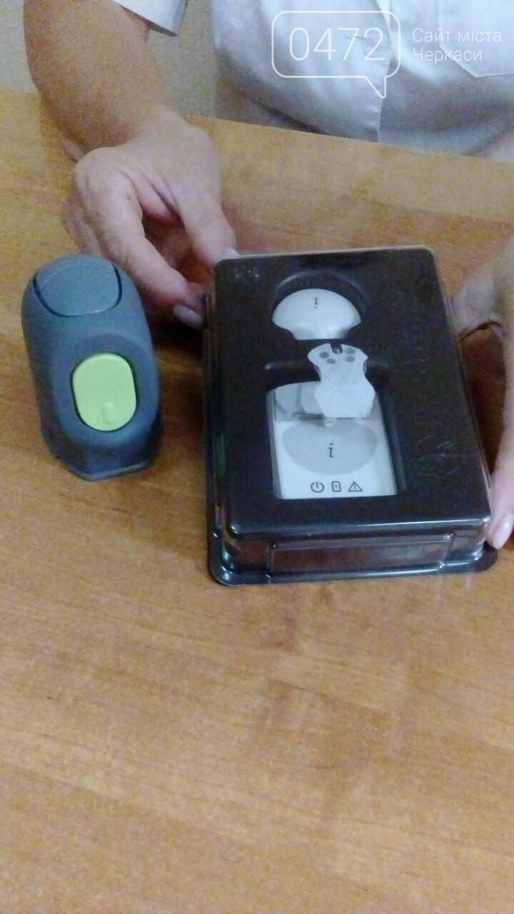 У Черкаській області з'явилося сучасне обладнання для професійного вимірювання рівня глюкози в крові , фото-1