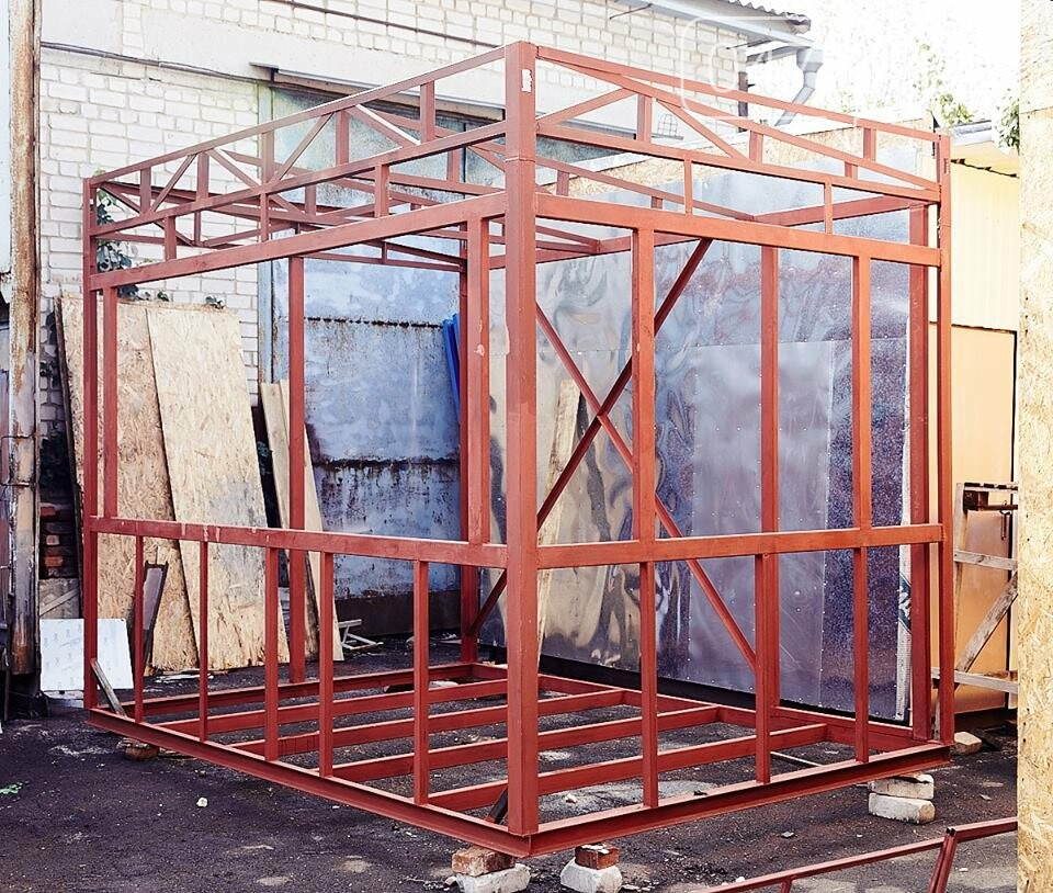 Виготовлення та монтаж металоконструкцій , фото-7