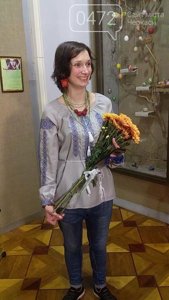 """Черкаський музей представив """"мікрокосмос"""" від писанкарки, фото-2"""