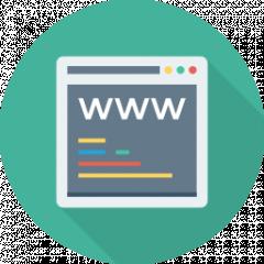Логотип - Веб-послуги - SEO, контекстна реклама