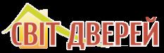 Логотип - Світ дверей, міжкімнатні та вхідні двері в Черкасах