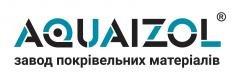 Логотип - Акваізол, завод покрівельних матеріалів