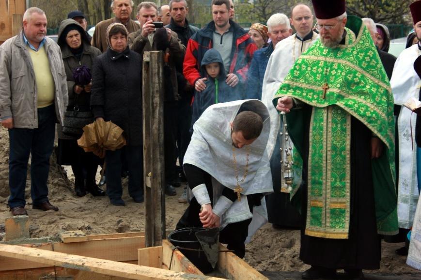 У Черкасах започатковано будівництво храму на честь преподобного Амфілохія Почаївського (ФОТО), фото-3