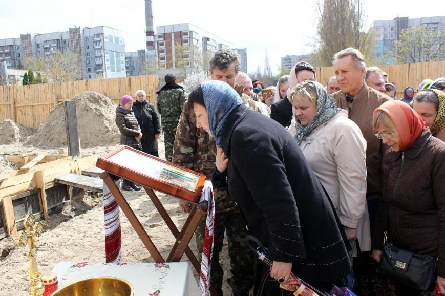 У Черкасах започатковано будівництво храму на честь преподобного Амфілохія Почаївського (ФОТО), фото-4