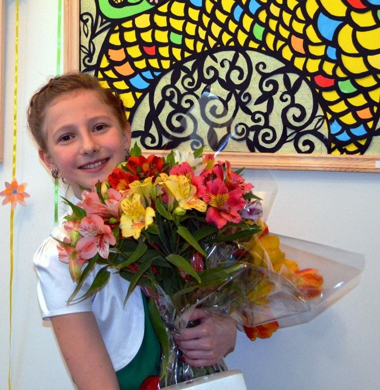 Стипендію Президента України отримуватиме юна художниця з Черкас, фото-1