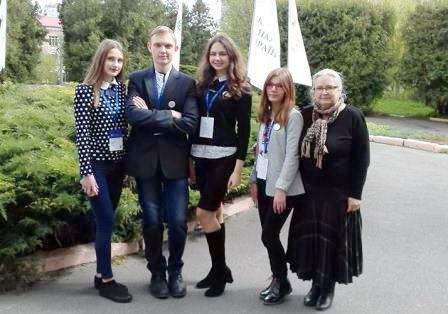 Черкаські школярі ввійшли до числа найкращих молодих науковців України, фото-1
