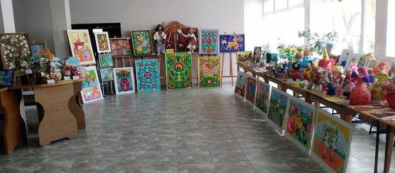 Дитячі колективи Черкас показали творчі здібності та уміння (ФОТО), фото-1
