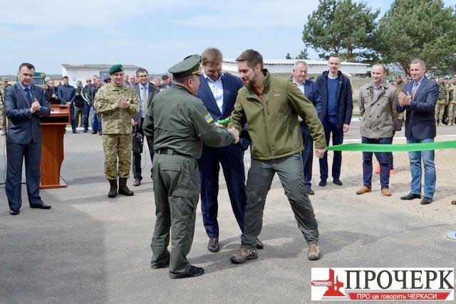 В Оршанці облаштували новий навчально-тренувальний комплекс (ФОТО, ВІДЕО), фото-2