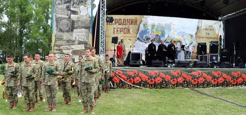У Долині троянд відбувся патріотично-просвітницький фестиваль «Народний герой» (ФОТО), фото-1