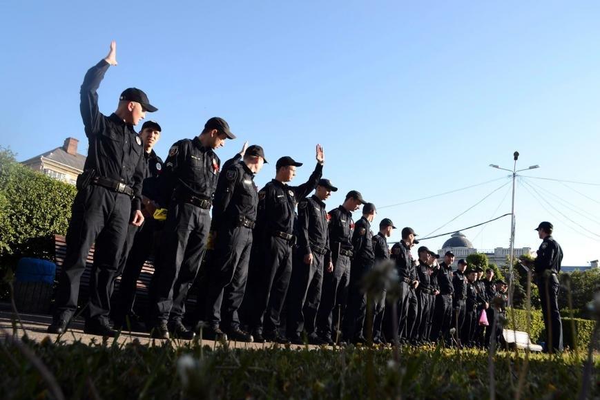 Під час святкування річниці Перемоги черкаські поліцейські не допустили жодних правопорушень, фото-1