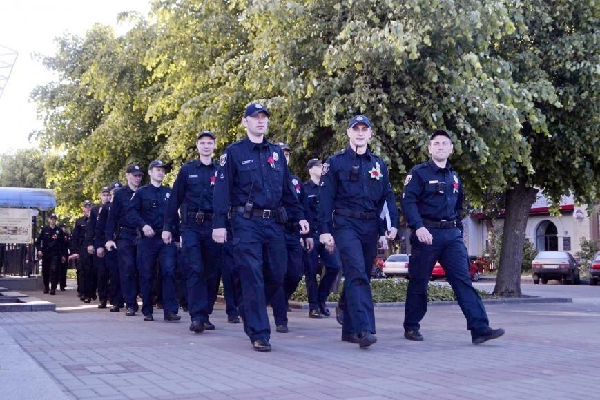 Під час святкування річниці Перемоги черкаські поліцейські не допустили жодних правопорушень, фото-2