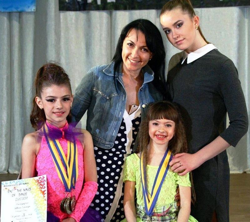 Юні танцюристки з Черкас достойно виступили на престижному фестивалі, фото-1