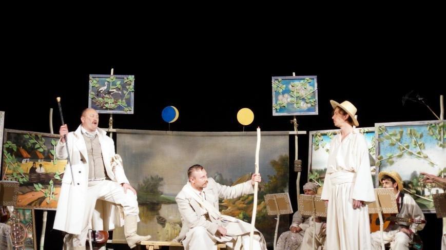 Актори Черкаського драмтеатру показали «нову» «Наталку Полтавку» (ФОТО), фото-2