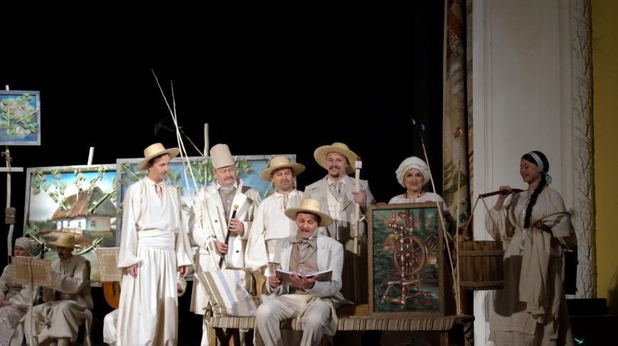Актори Черкаського драмтеатру показали «нову» «Наталку Полтавку» (ФОТО), фото-3