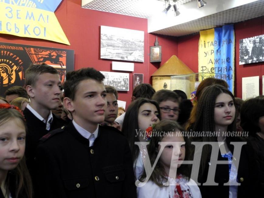 Краєзнавчий музей присвятив нову експозицію 100-річчю Української революції (ФОТО), фото-1