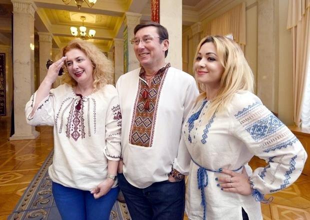 У Верховній Раді красувалися у вишиванках від черкаської майстрині (ФОТО), фото-5