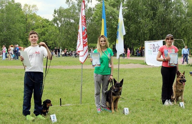 У Черкасах відбувся кінологічний спортивний марафон (ФОТО), фото-1