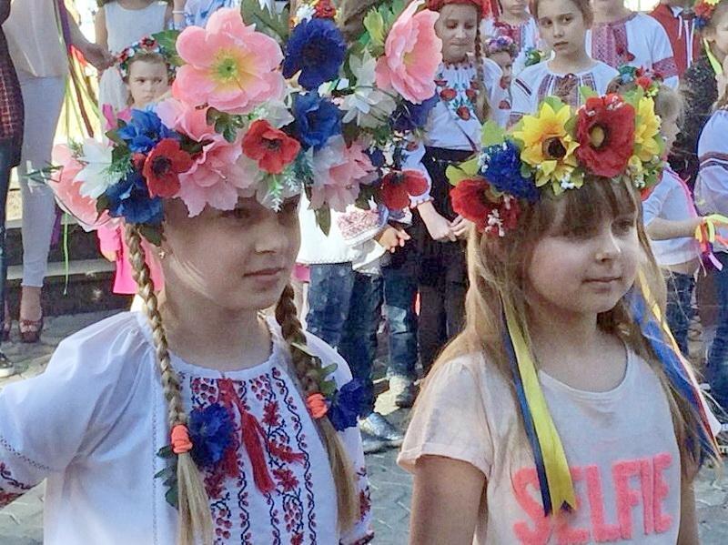 Диво-україночки та сучасні козачата зібралися на фестивалі «Барвисті віночки» (ФОТО), фото-5