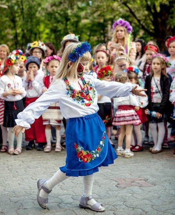 Диво-україночки та сучасні козачата зібралися на фестивалі «Барвисті віночки» (ФОТО), фото-6