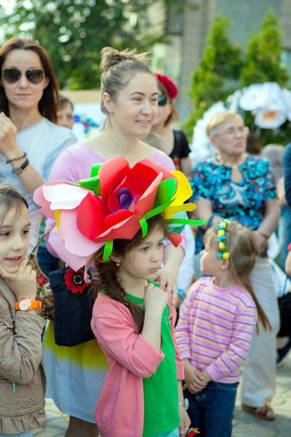 Диво-україночки та сучасні козачата зібралися на фестивалі «Барвисті віночки» (ФОТО), фото-7