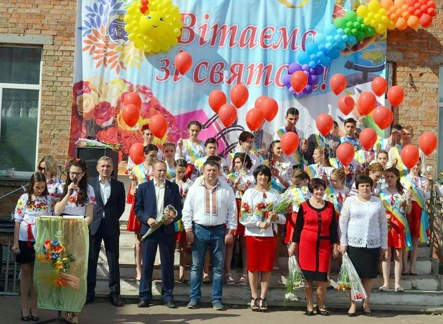 Хто з черкаських VIP-персон і де «засвітився» на святі останнього дзвоника?, фото-1