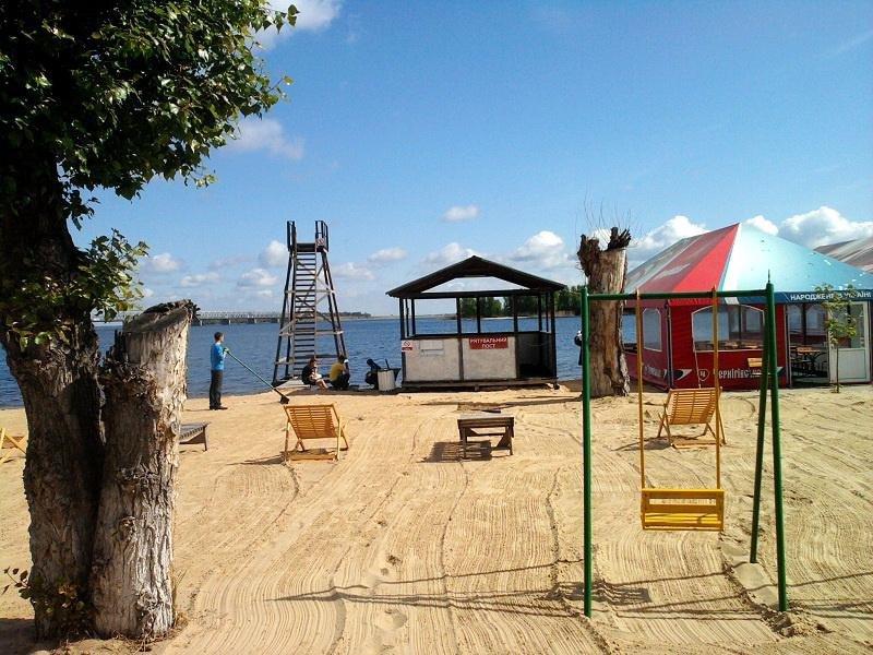 Комісія перевірила готовність черкаських пляжів до сезону, фото-1