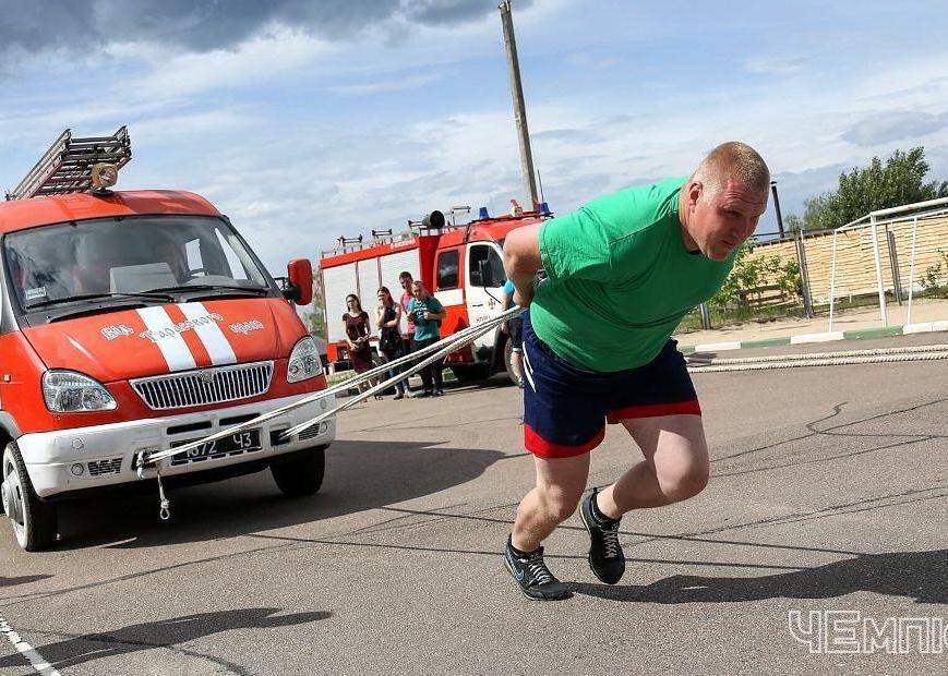 За звання найсильнішого в Черкасах змагалися рятувальники (ФОТО), фото-3