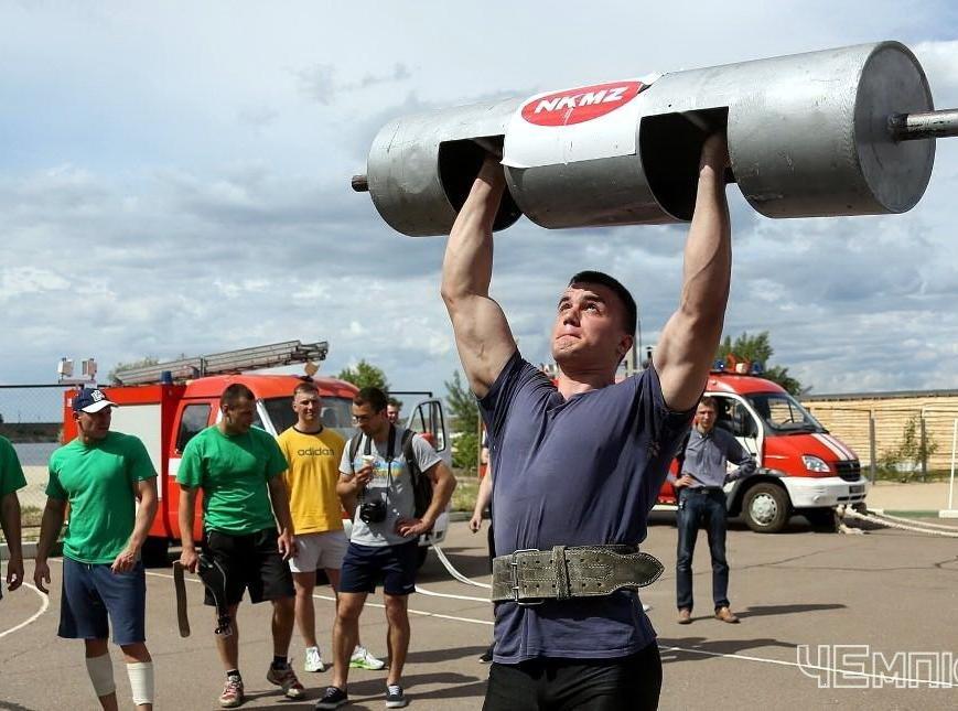За звання найсильнішого в Черкасах змагалися рятувальники (ФОТО), фото-2