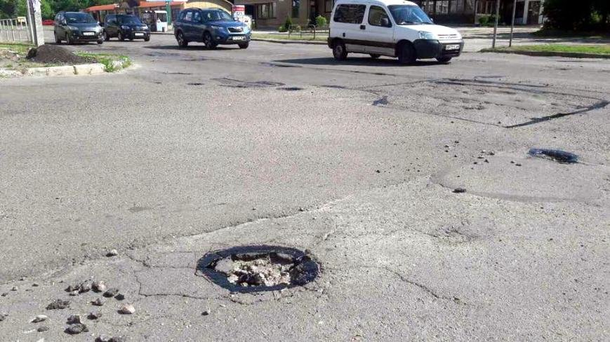 Дорожники розпочали ремонт вулиці Гагаріна (ФОТО), фото-2