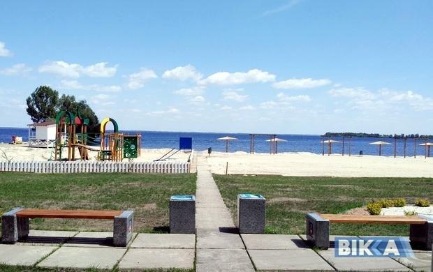 Пляж «Пушкінський» цього року не впізнати (ФОТО), фото-1