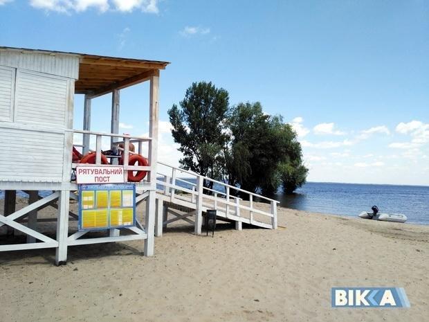 Пляж «Пушкінський» цього року не впізнати (ФОТО), фото-2