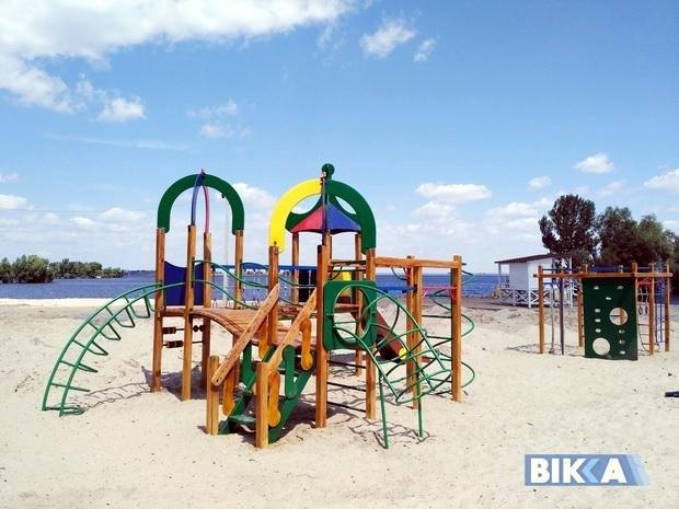 Пляж «Пушкінський» цього року не впізнати (ФОТО), фото-3