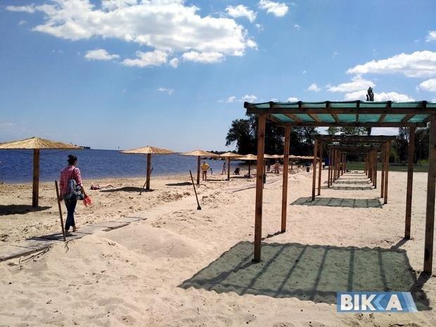 Пляж «Пушкінський» цього року не впізнати (ФОТО), фото-4
