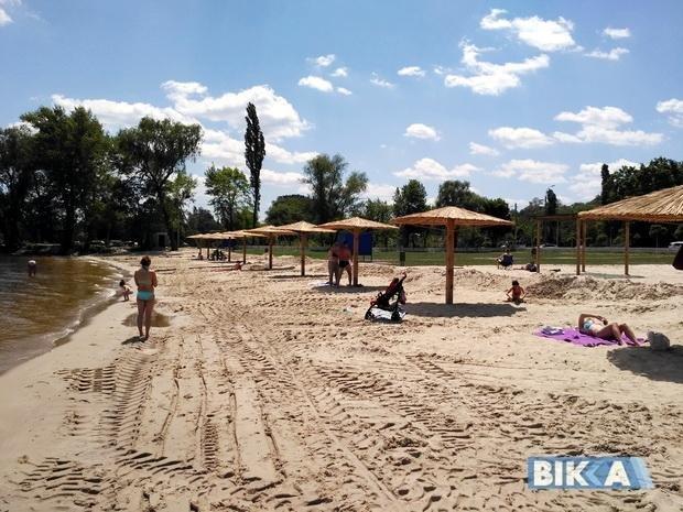 Пляж «Пушкінський» цього року не впізнати (ФОТО), фото-5