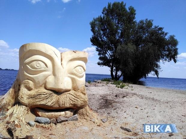 Пляж «Пушкінський» цього року не впізнати (ФОТО), фото-6