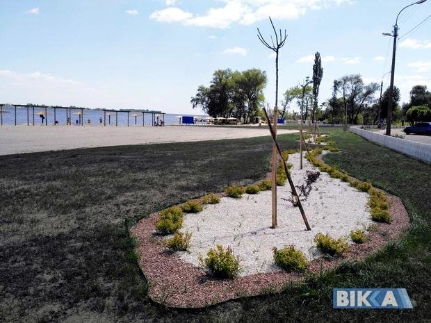 Пляж «Пушкінський» цього року не впізнати (ФОТО), фото-7