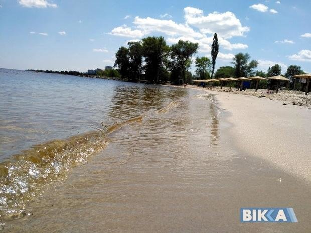 Пляж «Пушкінський» цього року не впізнати (ФОТО), фото-8
