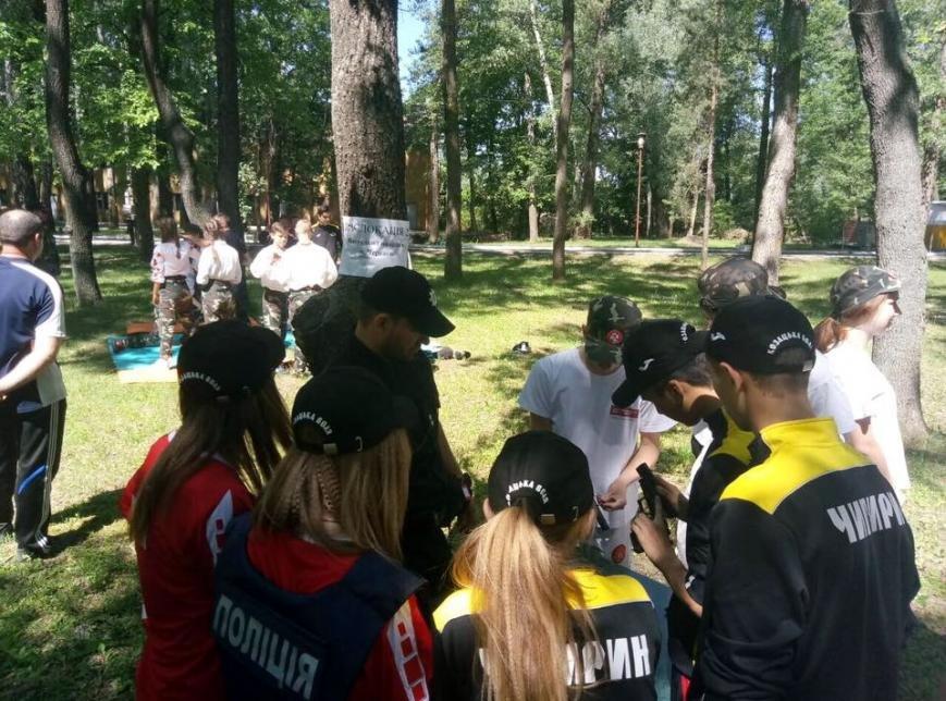 Черкаські патрульні показували дітям майстер-класи (ФОТО), фото-1