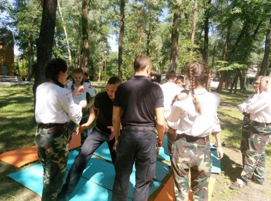 Черкаські патрульні показували дітям майстер-класи (ФОТО), фото-3
