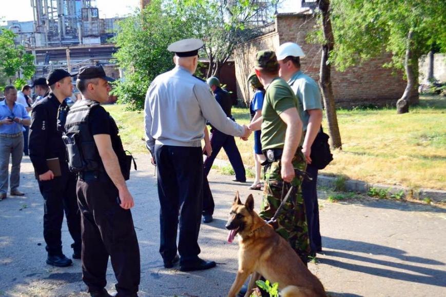 Черкаські патрульні взяли участь у масштабних антитерористичних тактико-спеціальних навчаннях (ФОТО), фото-3