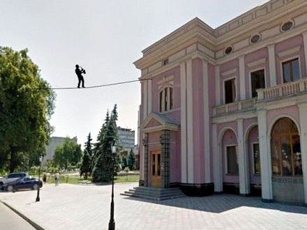 Підвісна скульптура біля Черкаської філармонії з'явиться, можливо, восени , фото-1