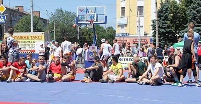 """У Черкасах пройшли змагання з баскетболу """"Сила Нації"""" (ФОТО), фото-1"""