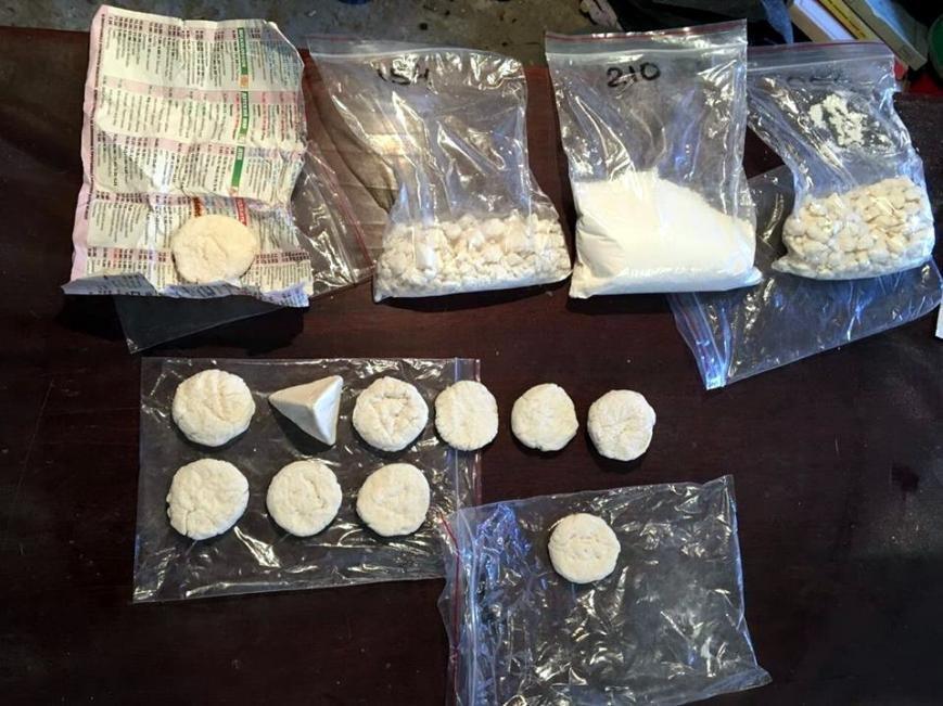 У Черкасах СБУ викрила наркоділків і вилучила «товару» на майже 10 млн грн (ФОТО, ВІДЕО), фото-2