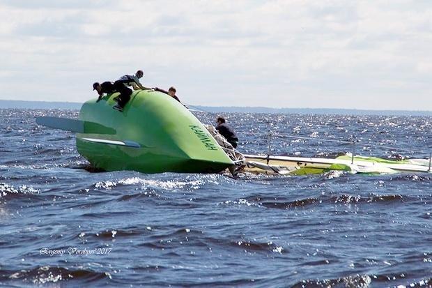 Черкаська регата зібрала під вітрилами майже 40 яхт. Не обійшлося без пригод (ФОТО), фото-3
