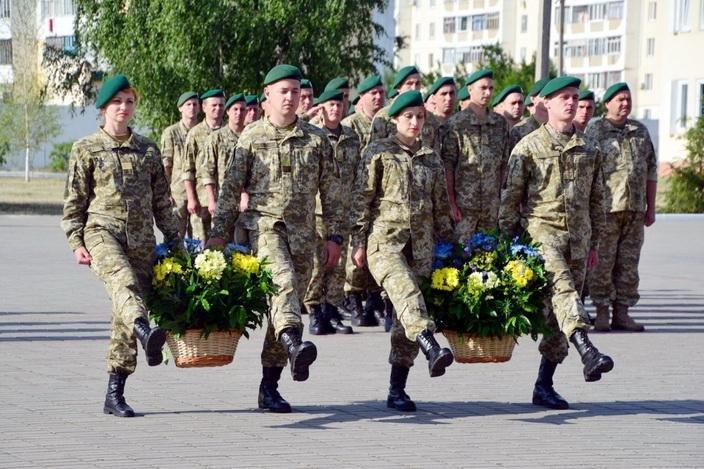 Прикордонники Оршанця вшанували загиблих в АТО колег (ФОТО), фото-2