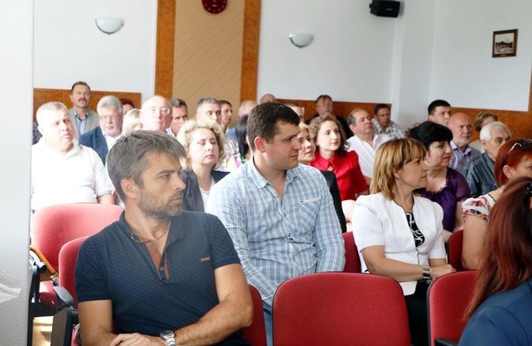 У черкаській мерії медиків вітали з професійним святом, фото-4
