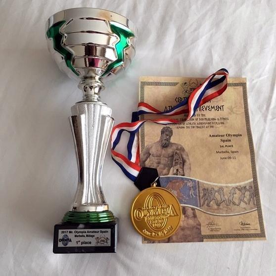 Черкащанин виборов звання абсолютного чемпіона з бодібілдингу на змаганнях в Іспанії (ФОТО), фото-2