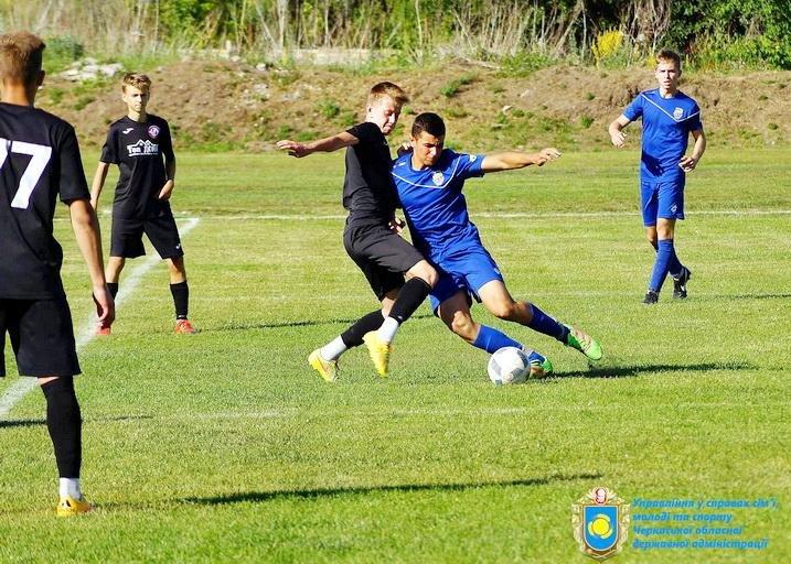 У Черкасах відбувся чемпіонат області з футболу (ФОТО), фото-1