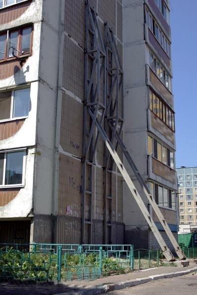 Будинок з підпорками на Митниці врятують за 1,8 млн грн , фото-1