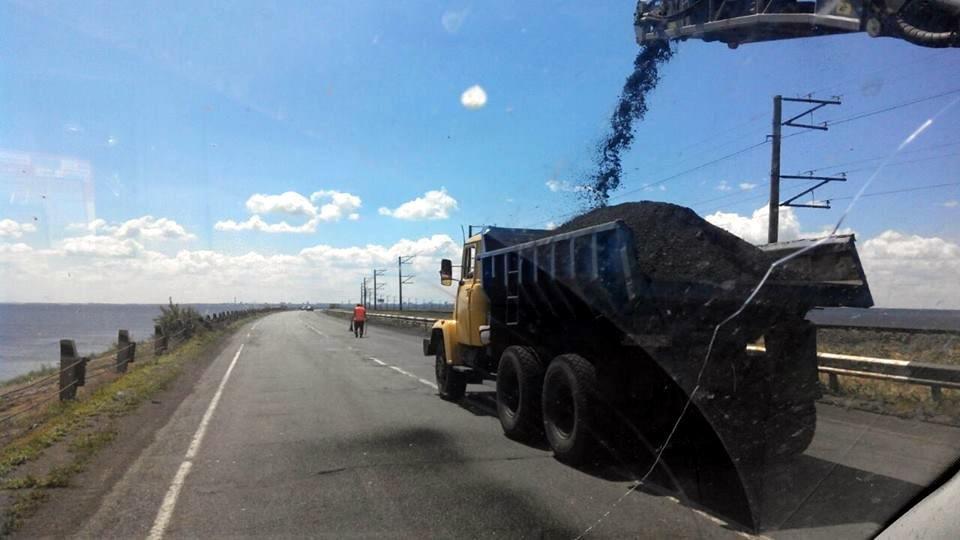 Як ремонтують черкаський міст (ФОТО), фото-3